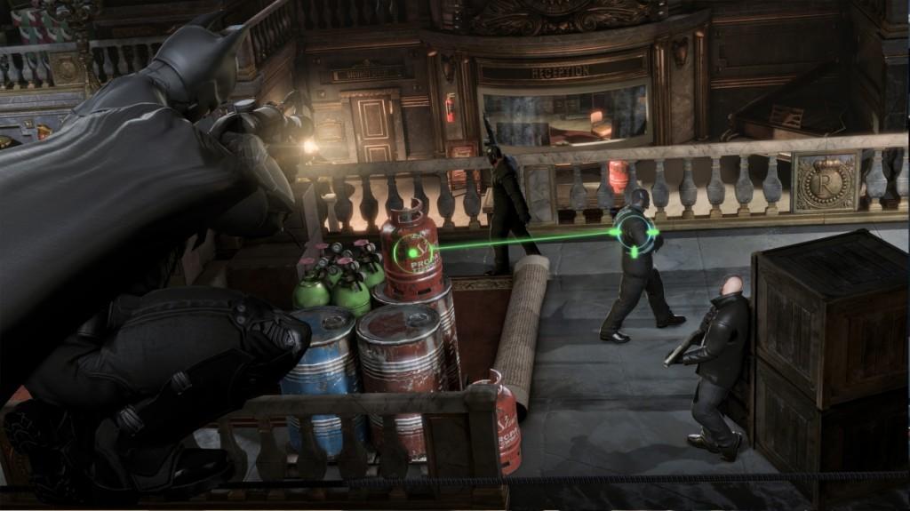 Batman  Arkham Origin 13
