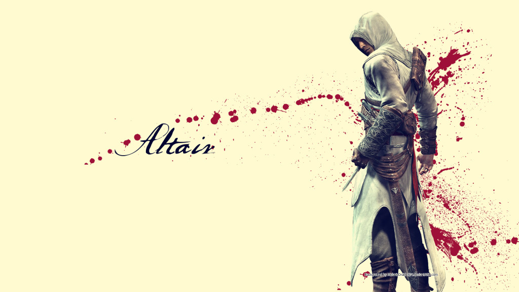 ASSASSINS CREED I - ALTAIR
