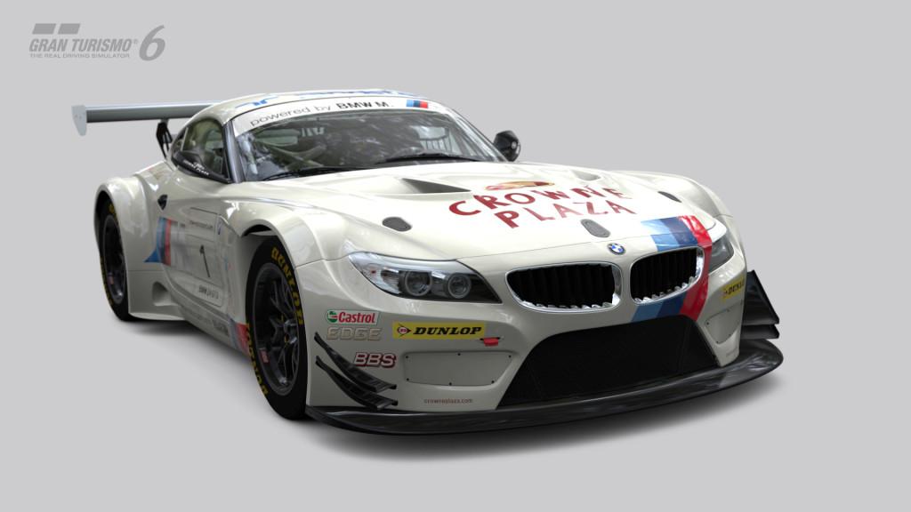 GRAN TURISMO 6 - BMW Z4 GT3 '11