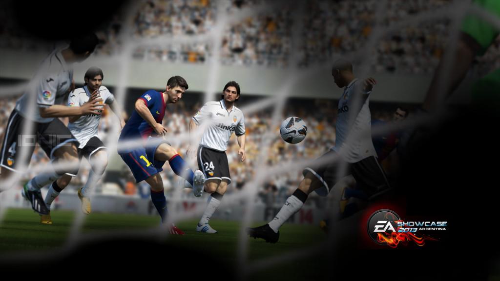 EA Latinoamérica presentó el EA Showcase Argentina 2013