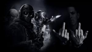 Eminem le pone música a Call of Duty: Ghosts