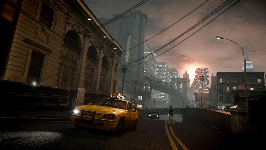 GTA V Online: disponible el 1° de octubre