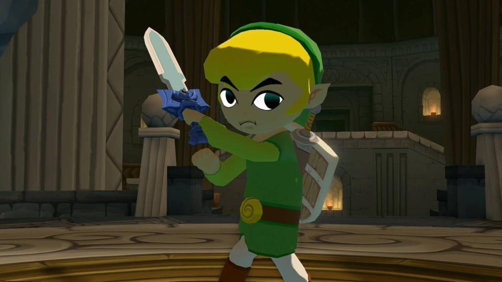 Toon Link presente en Super Smash Bros para Wii U y Nintendo 3DS