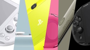 Sony reveló el nuevo modelo de PS Vita