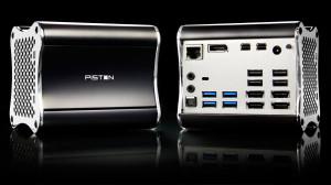 """""""Piston"""", la consola de videojuegos con SteamOS"""