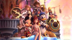 Square-Enix muestra un nuevo video de Kingdom Hearts III