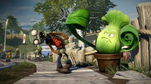 Plants vs Zombies Garden Warfare ya tiene fecha de salida para Xbox
