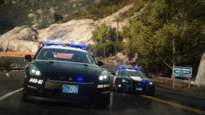 Need for Speed Rivals, el único juego de carreras para PlayStation 4