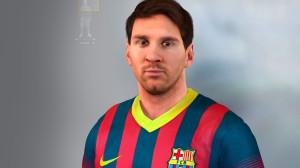 Conoce el avatar de Leo Messi, el primer hombre vivo de Internet