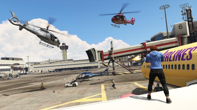 GTA Online lanza nueva actualización