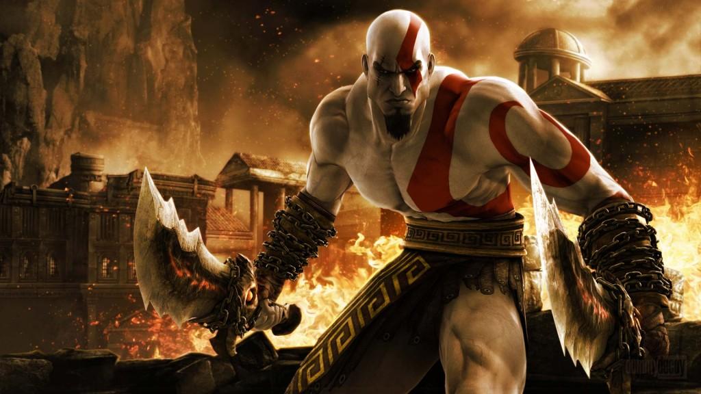God of War Collection cada vez más cerca de PS Vita