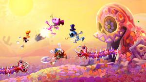 Rayman Legends llega el 27 de febrero