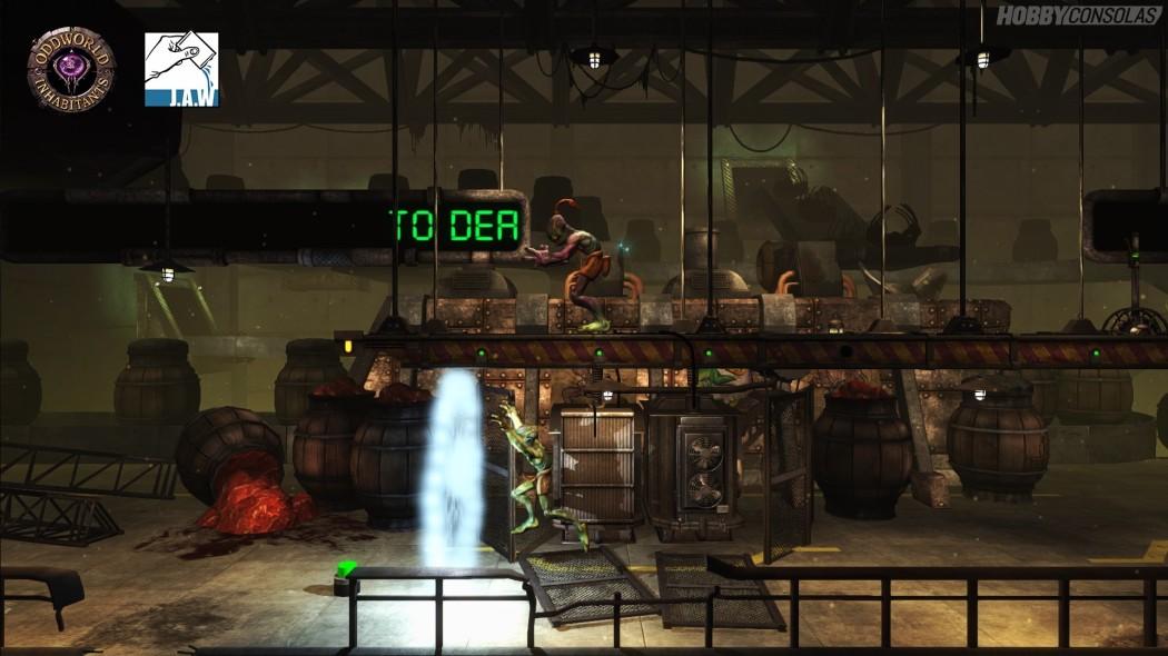 Abbs vuelve al ruedo con Oddworld: New 'N' Tasty
