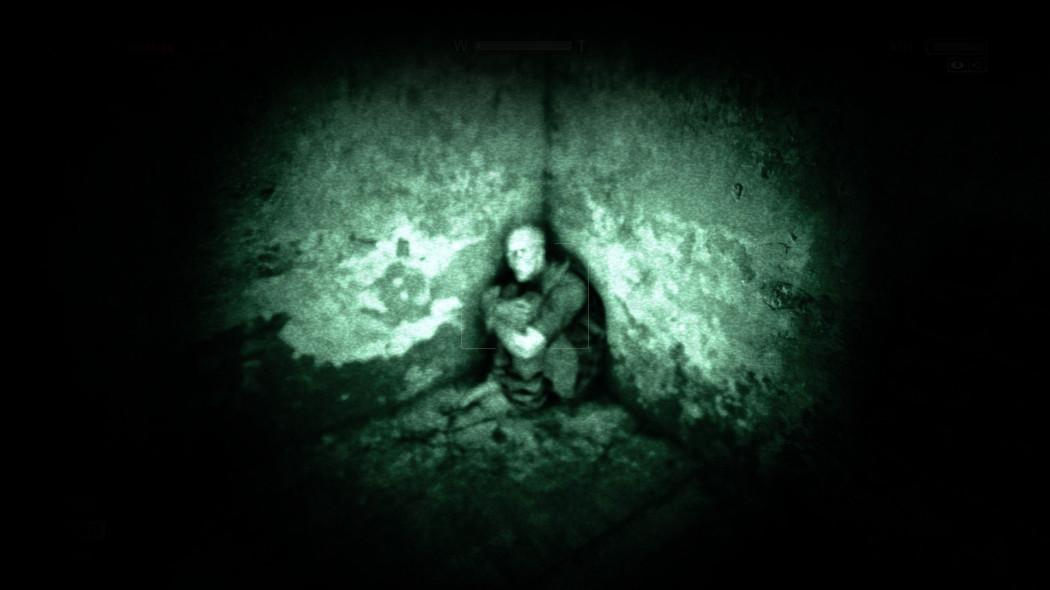 Outlast llega a PlayStation 4 y corre a 60 fps y a 1080p
