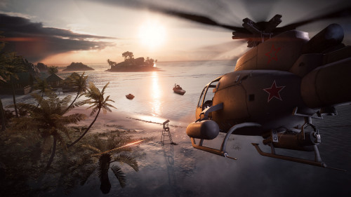 Se retrasa en PC el lanzamiento de Battlefield 4: Naval Strike