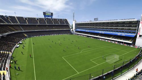 FIFA 16: todos los estadios