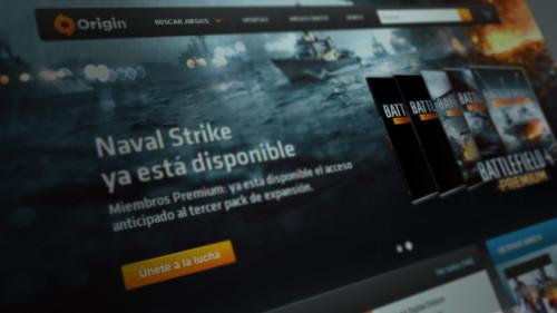 La plataforma Origin™ de Electronic Arts abre sus puertas en Latinoamérica