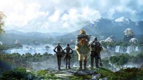 'Final Fantasy XIV: A Realm Reborn' llega a PS4 con un trailer lleno de magia