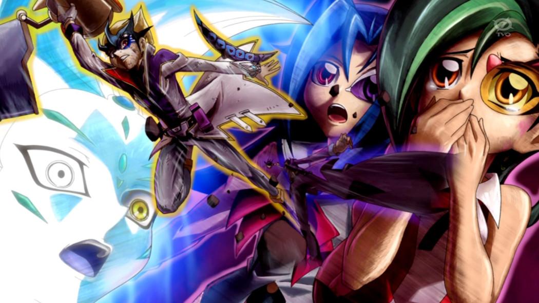 Ficha 'Yu-Gi-Oh! Zexal World Duel Carnival'