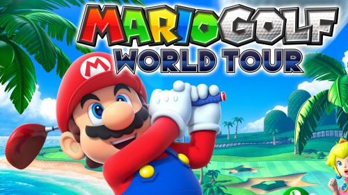 Mario Golf: World Tour