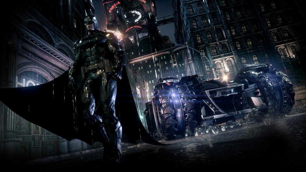 'Batman: Arkham Knight' presentó impresionante trailer del batimóvil