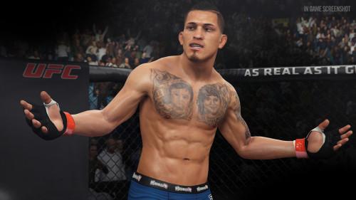 Siente la pelea con la demo de 'EA SPORTS UFC'
