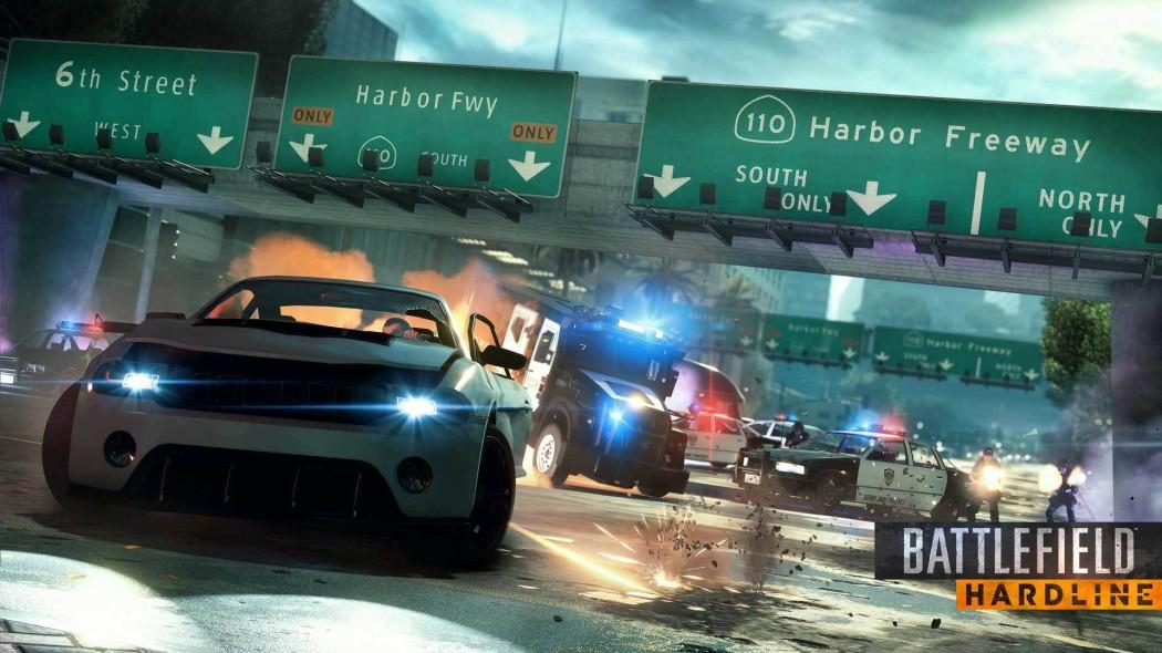 EA y Visceral Games te llevan a las calles de Battlefield Hardline con la beta abierta