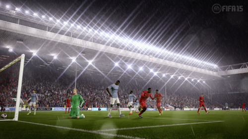 'EA Sports FIFA 15' ya se encuentra disponible