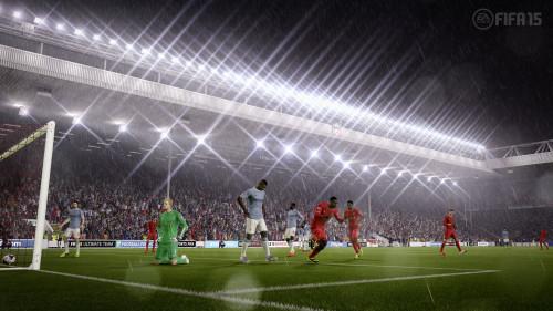 'EA Sports FIFA 15' ya se encuentra disponible