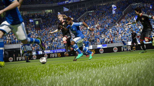 EA SPORTS EXTIENDE ACUERDO CON LA PREMIER LEAGUE, HASTA 2019