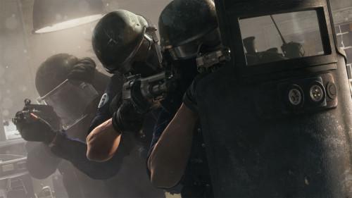 Ubisoft presentó 'Rainbow Six Siege'