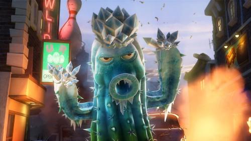 PLANTS VS. ZOMBIES GARDEN WARFARE 2 introduce más maneras de jugar con el nuevo campo de batalla