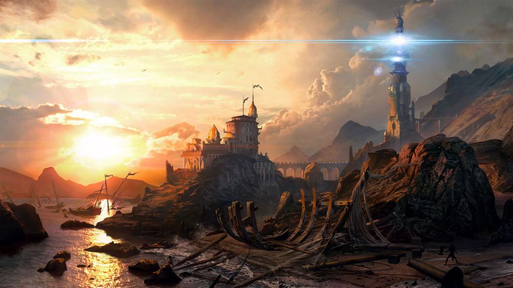 EA y Bioware develan un nuevo juego de rol y acción llamado 'Shadow Realms'