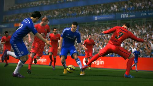 'EA Sports FIFA' lanza un nuevo motor de juego