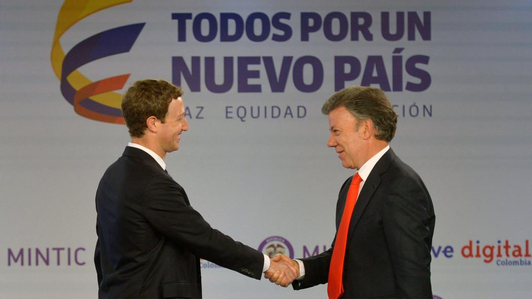 Facebook lanza su servicio de acceso gratis a Internet en Colombia