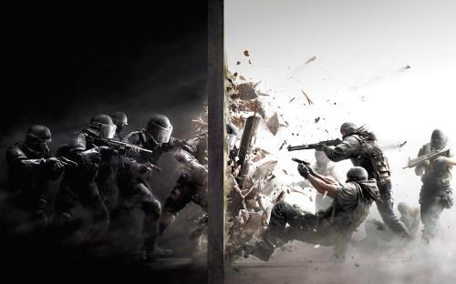 Rainbow Six Siege – E3 Awards Trailer [UK]