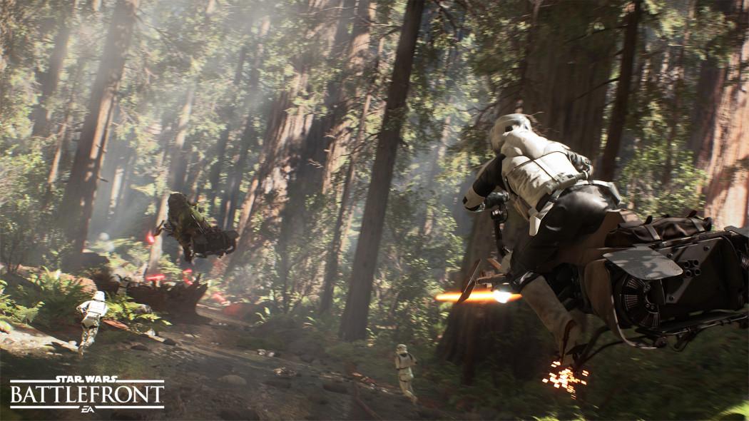 Star Wars™ Battlefront™ comenzó su viaje por la galaxia
