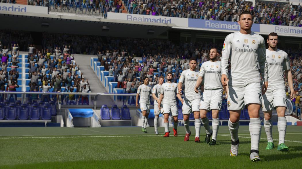 Juega un partido rápido o prueba el nuevo fut draft en el demo de 'FIFA 16'