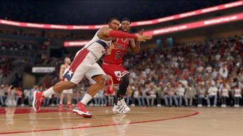 Crece junto con NBA LIVE 16 PRO-AM
