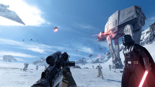 Llega la beta de 'Star Wars Battlefront' para PS4, Xbox One y PC
