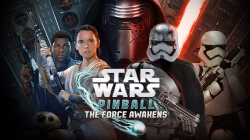 """Llega la mesa de pinball de """"Star Wars: The Force Awakens"""""""