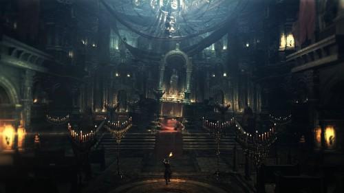 """En un nuevo gameplay """"Dark Souls 3"""" muestra las clases del Caballero y el Clérigo"""