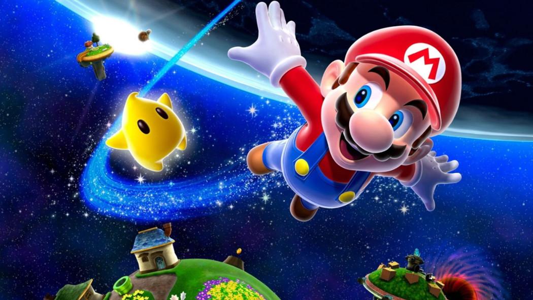 Super Mario Galaxy llega a Nintendo eShop de Wii U este jueves