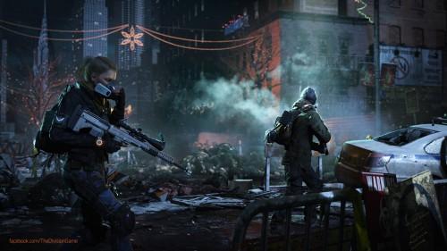Rescata Nueva York de la anarquía en el tráiler lanzamiento de The Division