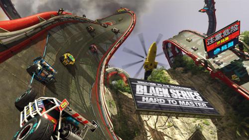 Enciende tus motores con el lanzamiento de Trackmania Turbo el próximo 22 de marzo