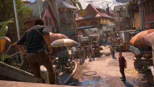 Comienza el fin de semana multijugador de Uncharted 4
