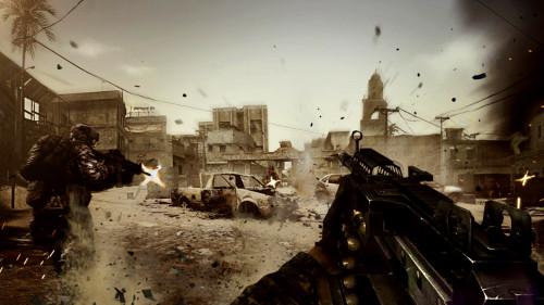 Combat Arms sorprende con la renovación de su mapa más famoso
