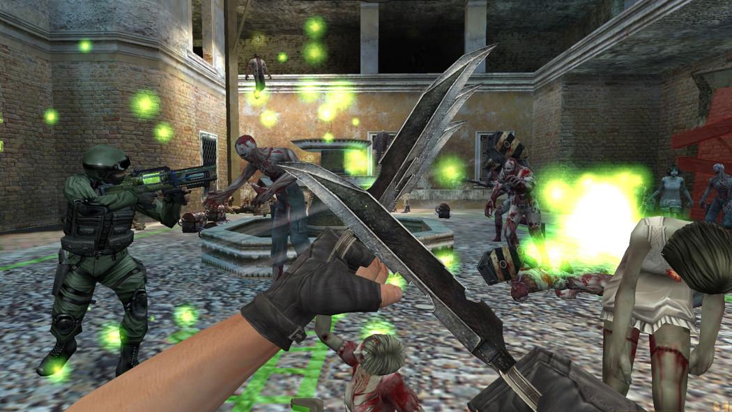 Mejora el ADN de los zombis con la nueva versión de Counter-Strike Nexon: Zombies