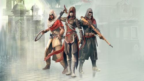 La trilogía Assassin's Creed Chronicles ya está disponible para PlayStation® Vita