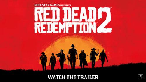 Red Dead Redemption 2 – Trailer